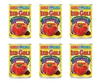 Red Gold Tomato Sauce Chili Ready, 15oz Can (Pack of 6)