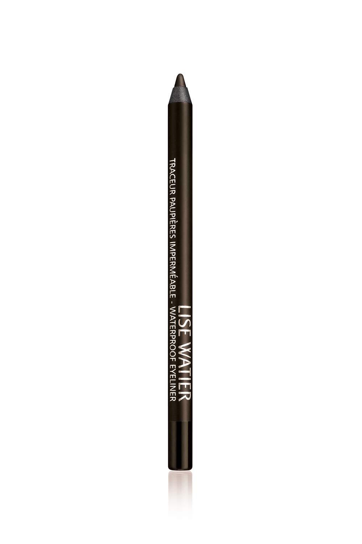 Lise Watier Waterproof Eyeliner, Brun Noir, 0.04 oz
