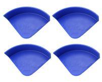 Hose Slide - Ultimate Car Washing Accessory (4 Pack, Blue)