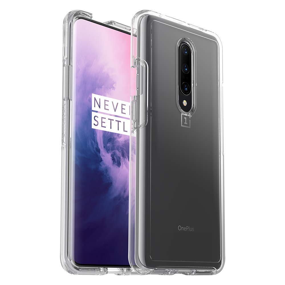 OtterBox Symmetry Clear Series Case for OnePlus 7 Pro - Retail Packaging - Clear