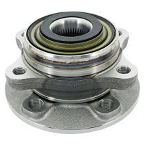 WJB WA590312 WA590312-Front Wheel Hub Bearing Assembly-Cross Reference: Timken HA590312 / SKF BR930550