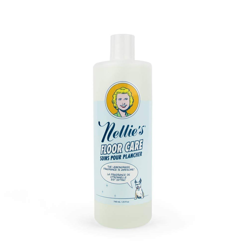 Nellie's Floor Cleaner 25 Ounces, Perfect Pairing with Nellie's Wow Mop