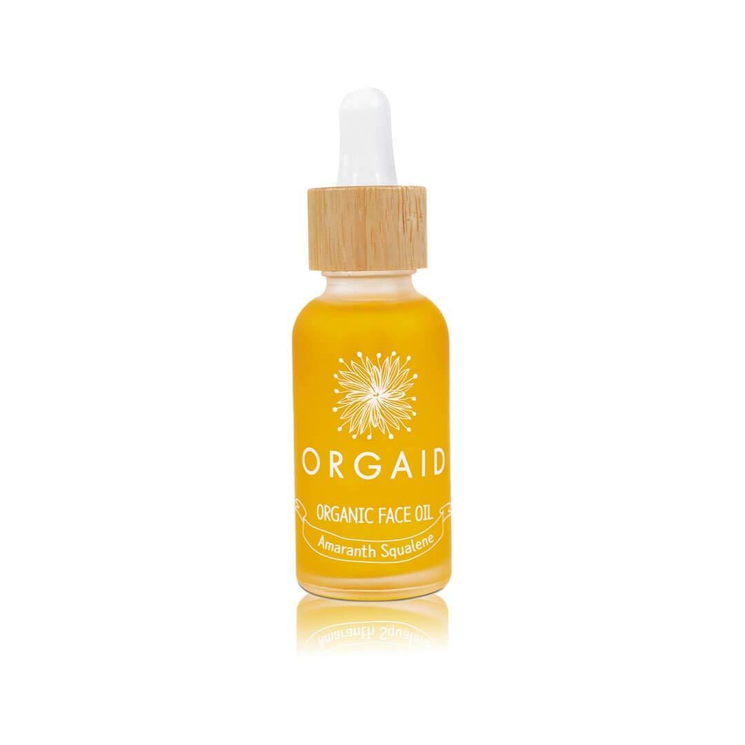 ORGAID Organic Face Oil, Amaranth Squalene