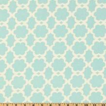 Kumari Garden Tarika Blue Fabric by The Yard