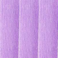 Just Artifacts Premium Crepe Paper Rolls - 8ft Length/20in Width (Set of 3, Color: Lilac)