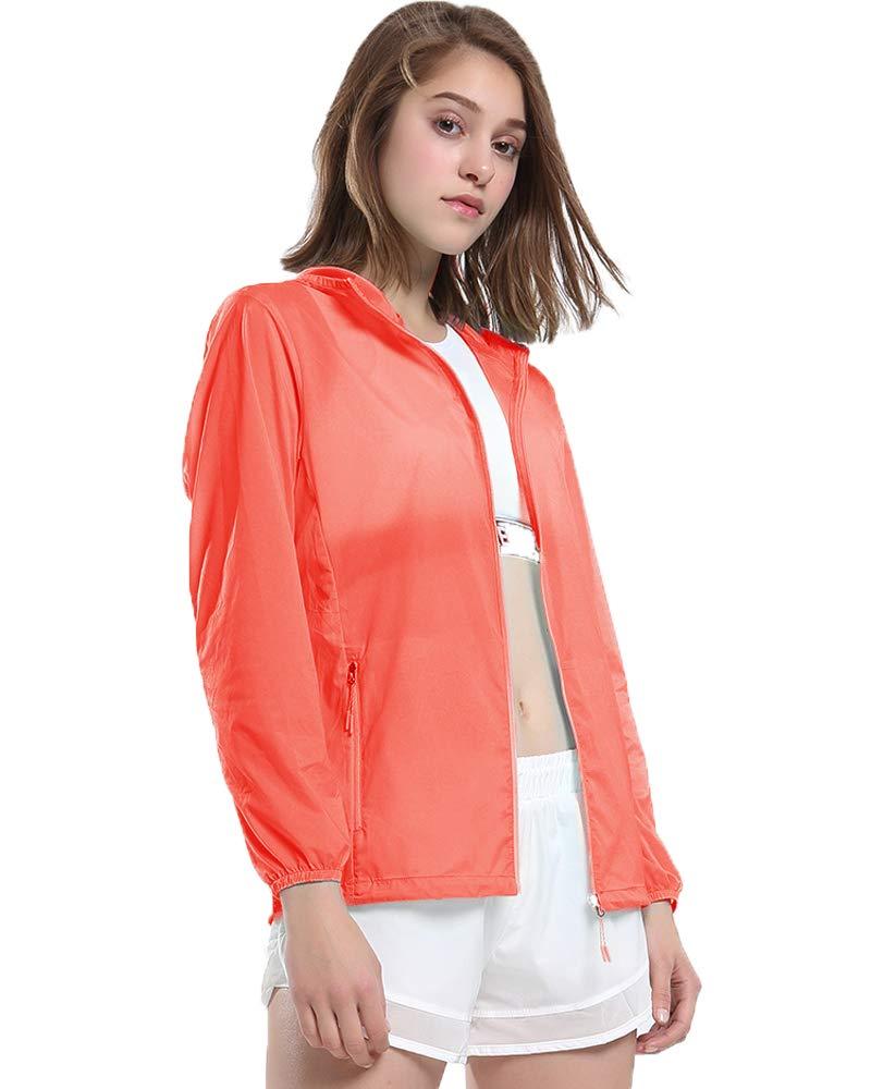Women's Lightweight Jacket Windbreaker Skin Coat