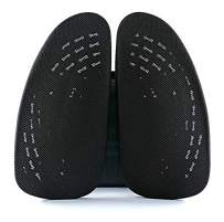 Lumbar Support, Lower Back Pain Relief Devices: Back Support for Office Chair, Car, Truck, and Plane - Orthopedic Design for Lower Back Pain Support - Sciatica Relief - Posture Corrector - Backrest