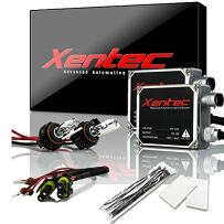 XENTEC 55W Standard Size Ballasts x 2 bundle with 2 x Xenon Bulb 5202(9009) offroad GREEN offroad