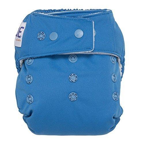 GroVia O.N.E. Reusable Baby Cloth Diaper (Topaz)