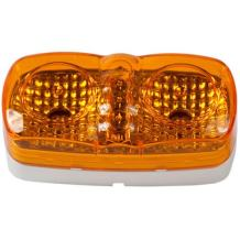 "Blazer CW1544A 4"" LED Oblong Clearance / Marker Light, Amber"