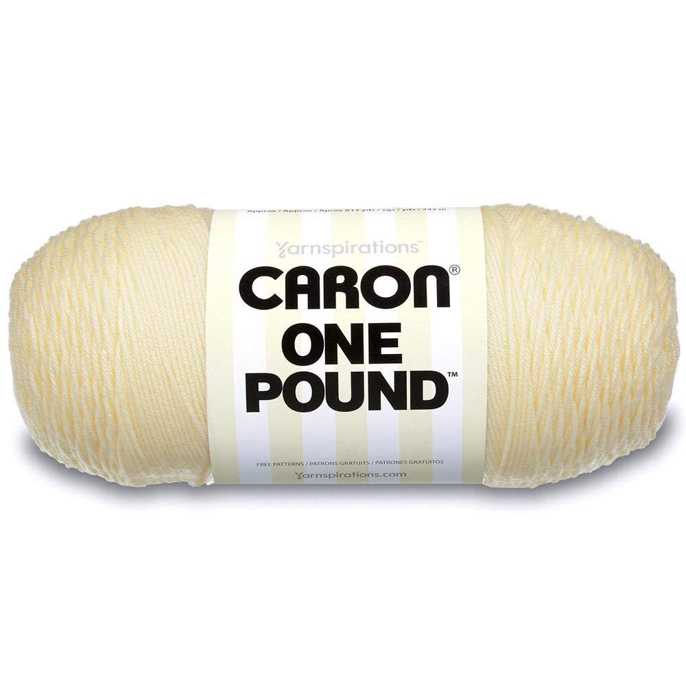 Caron One Pound Yarn Cream