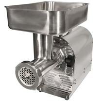 Weston (08-1201-W)  Pro Series Electric Meat Grinders (3/4-HP, 550 Watts) - Silver