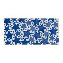 Blue Metallic Star Confetti | 2.5 oz. | Party Decor