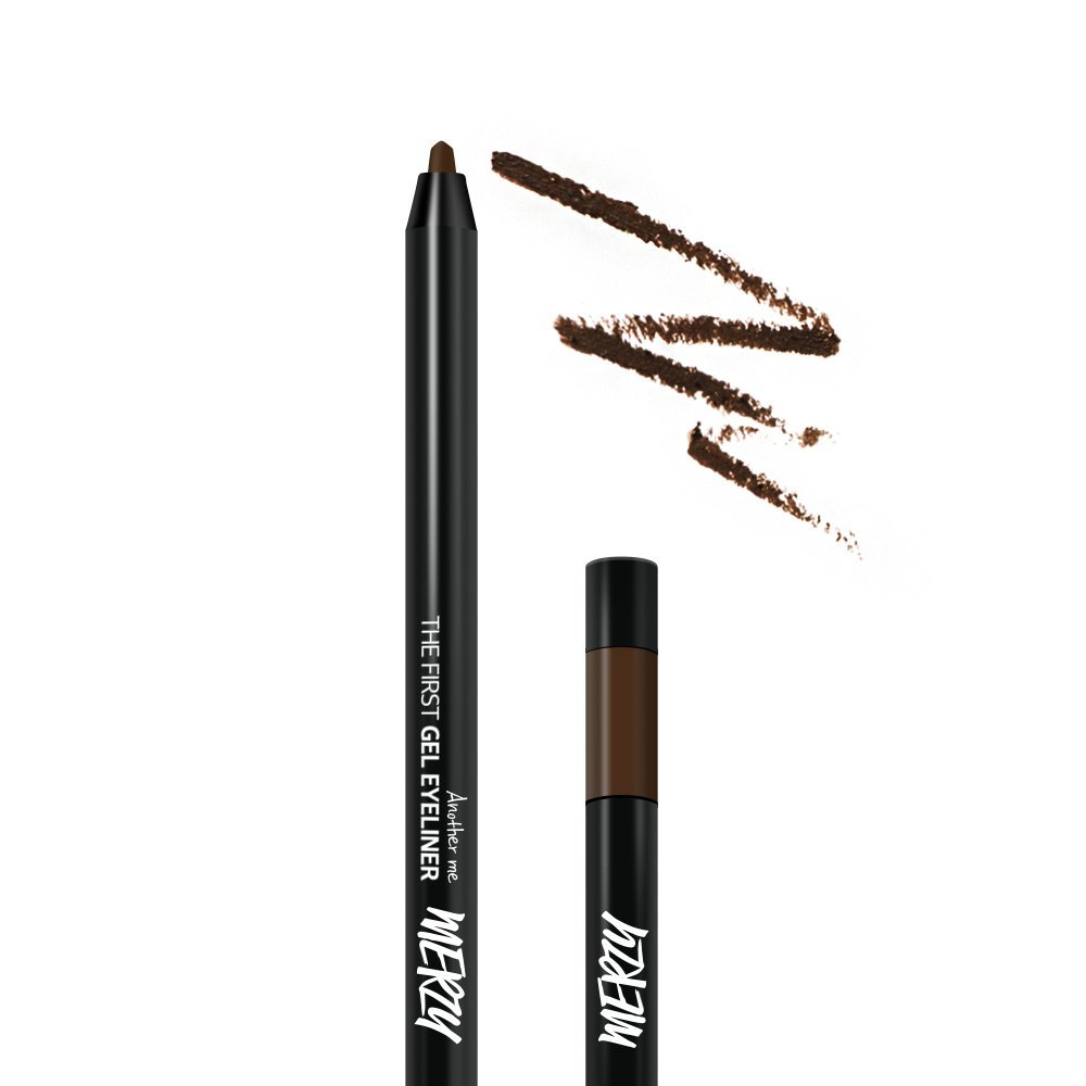 Merzy Gel Eyeliner (DUTCH BROWN G02)
