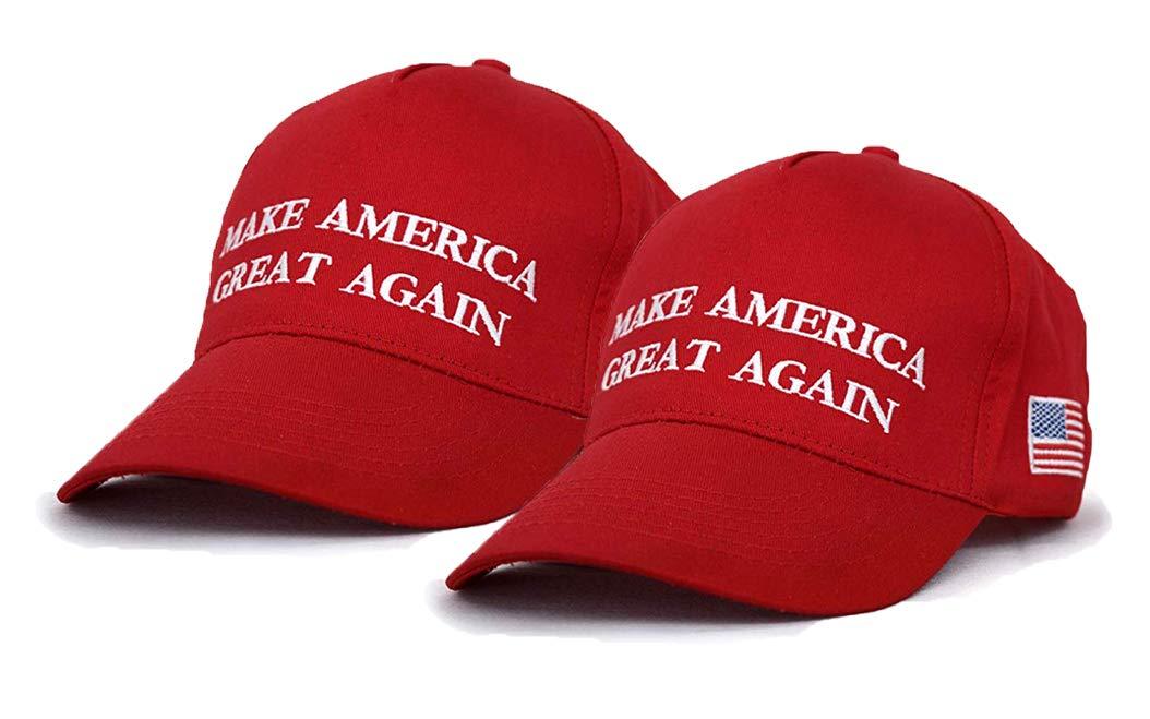 CHUNG Men Women Make America Great Again Hat Adjustable USA MAGA Cap,Keep America Great 2020