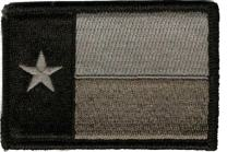 Texas Tactical Patch - ACU/Foliage