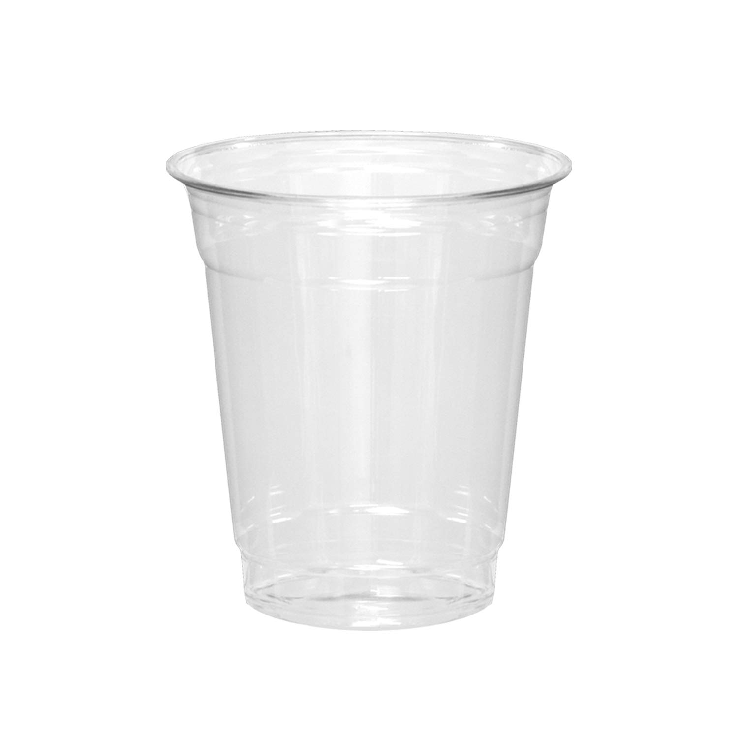 Party Essentials N161040 Soft Plastic Party Cups/Tumblers, 40 Ct, 16 oz, Clear