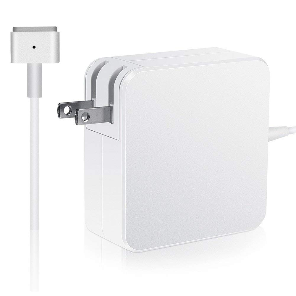 Mac Book Air Charger, Homesuit AC 45W Magsafe 2 T-Tip Replacement Power Adapter Magnetic Connector Charger Compatible with Mac Book Air 11-inch/13-inch (After Mid 2012)