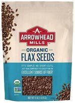 Arrowhead Mills, Organic Flax Seeds, 16 oz