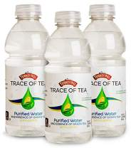 Turkey Hill Trace of Tea (Green Tea with Lemon), Purified Water with Tea Essence, No Calories – No Added Sweeteners – No Artificial Flavors – No Colors, 20 oz. Bottles (Set of 12)