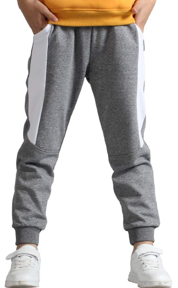 BINPAW Boys' Cotton Jogger Pants