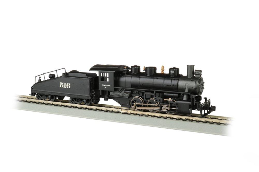 Bachmann Steam StyleDCC  Locomotive, Prototypical paint scheme
