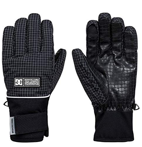 DC Franchise SE Snowboard Gloves Mens