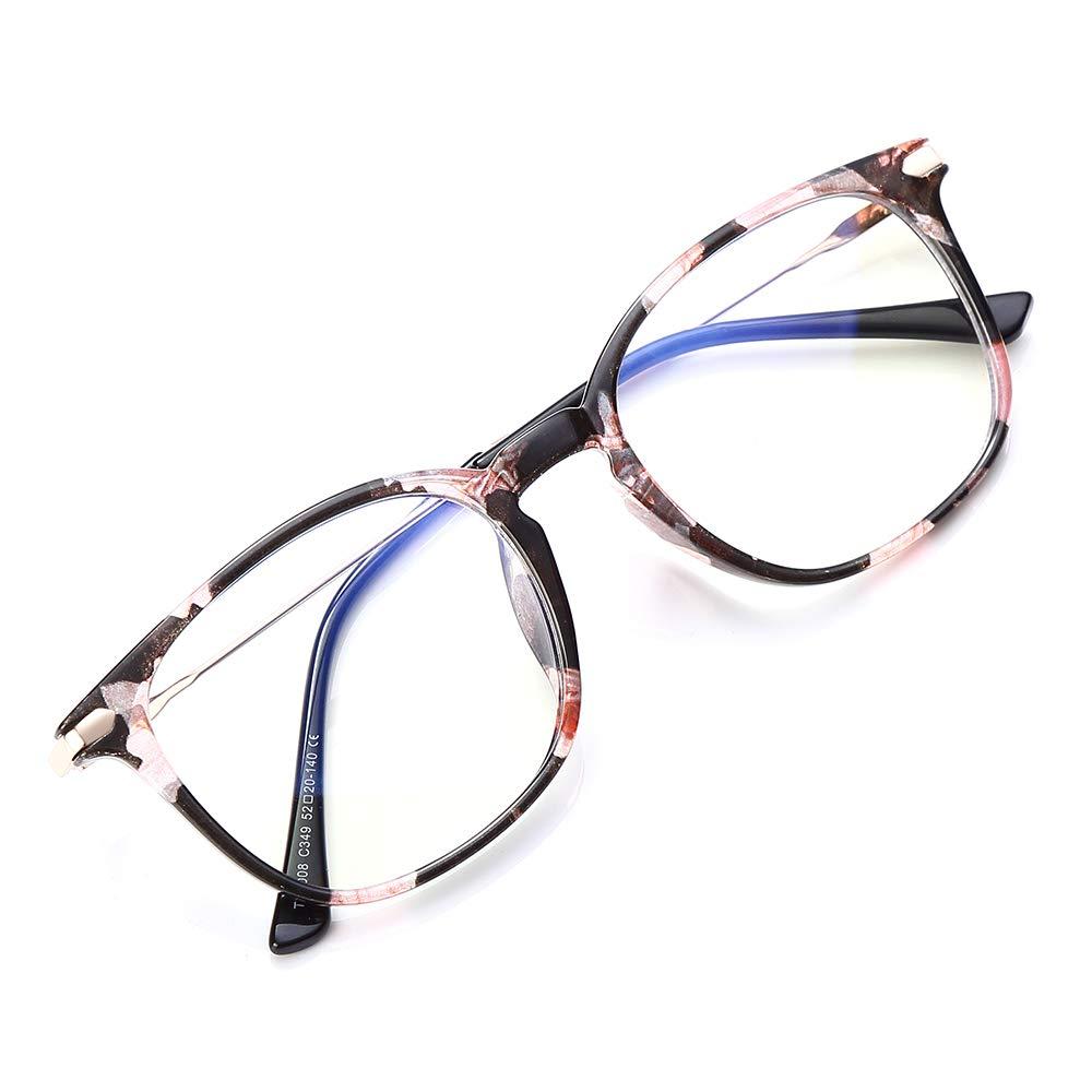 Aisprts Blue Light Blocking Glasses,Anti Eyestrain & UV Glare,Computer Reading/Gaming/TV/Phones Glasses for Women Men