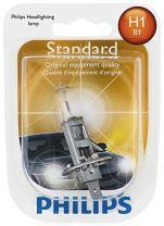 Philips 12258B1 H1 Standard Halogen Replacement Headlight Bulb, 1 Pack