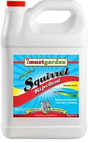 I Must Garden Squirrel Repellent: Protects Vehicles, Plants, Decking, Furniture – Works on Chipmunks – 1 Gallon Ready to Use