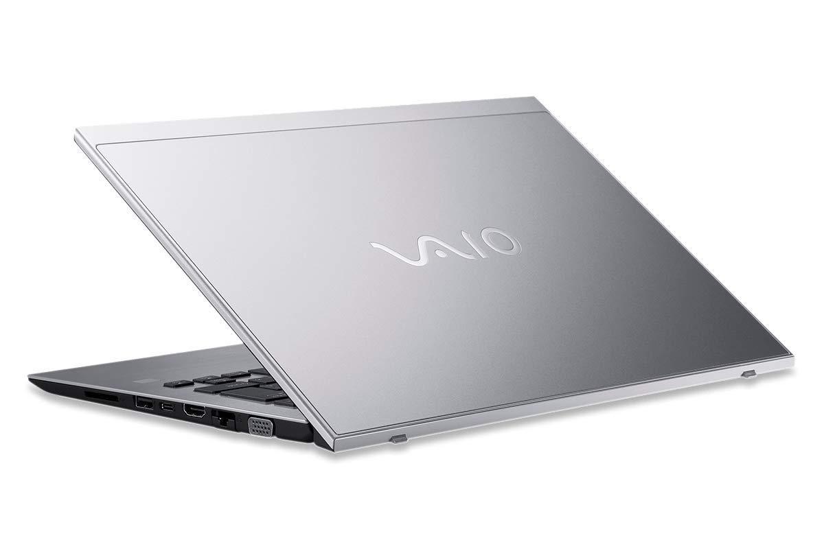 "VAIO SX12 - Intel Core i5-8265U | 8GB Memory (RAM) | 512GB PCIe SSD | Windows 10 Pro | 12.5"" Full HD (1920x1080) Display | Silver"