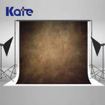 Kate 20×10ft Brown Backdrops Portrait Abstract Photography Background Old Master Texuture Abstract Photo Backdrops for Photographer Soft Fabric Cloth Seamless Photo Headshot Props