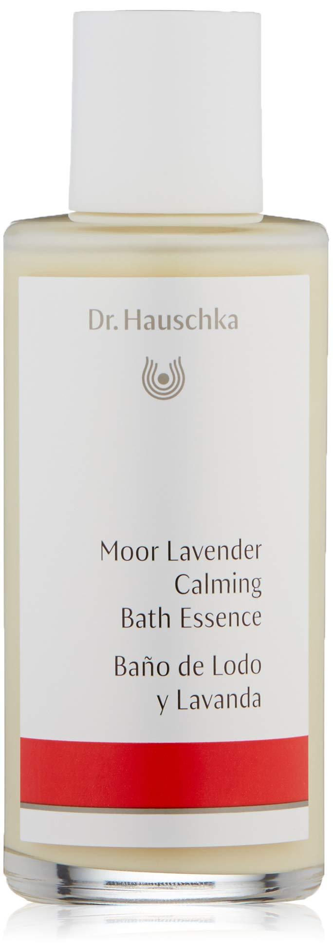 Dr. Hauschka Moor Lavender Calming Bath Essence, 3.4 Fl Oz