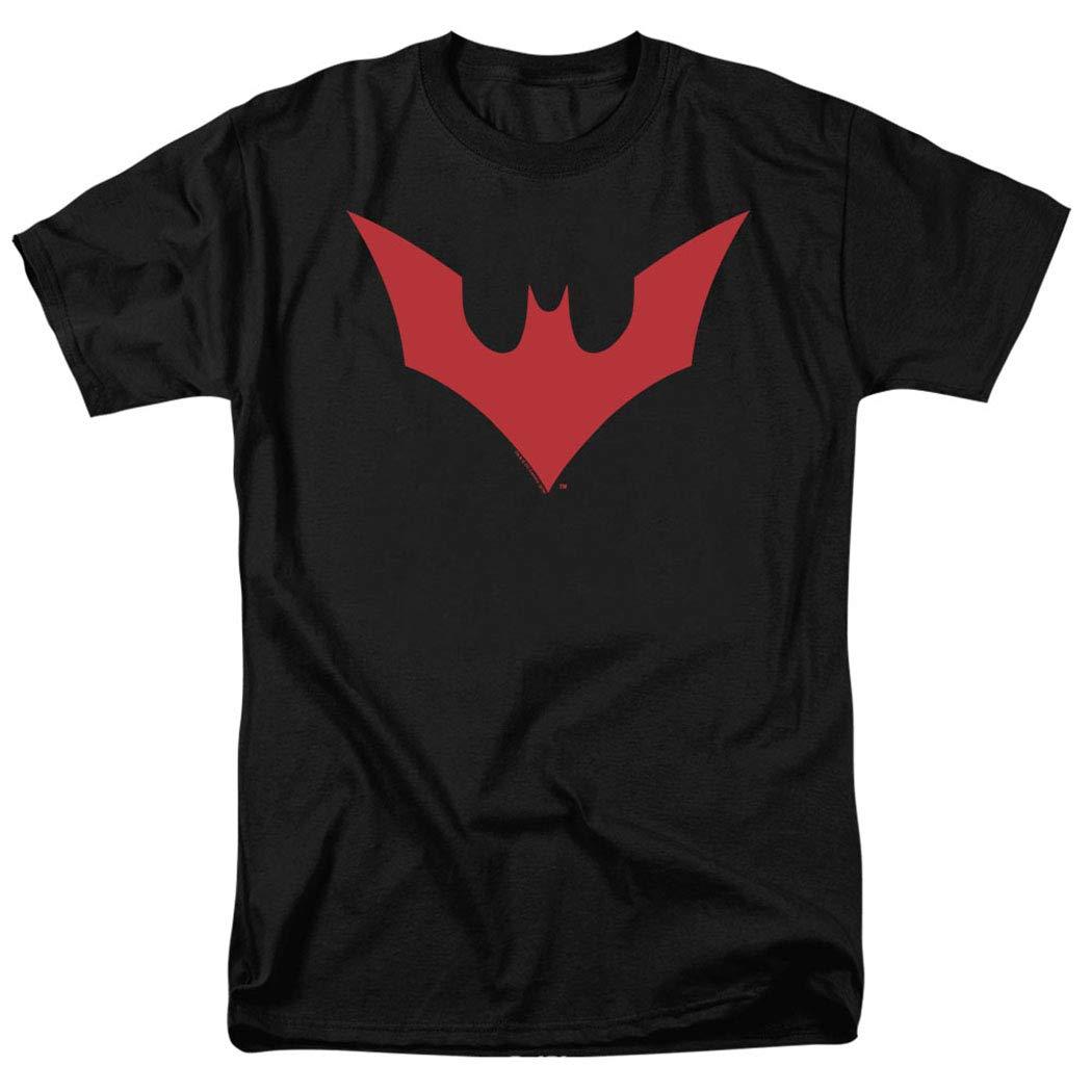 Batman Beyond Logo DC Comics T Shirt & Stickers