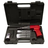Chicago Pneumatic CP7110K Air Hammer Kit - Power Hammer with Vibration Isolation System. Hammer Drills