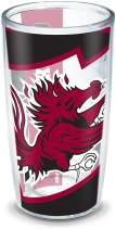 Tervis South Carolina Colossal Wrap Individual Tumbler, 16 oz, Clear