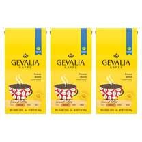 Gevalia Medium Roast House Blend Coffee (12 oz Bags, Pack of 3)