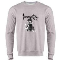 Death Dealer Sketch Frank Frazetta Fantasy Art Heather Gray M Crewneck Sweatshirt for Men