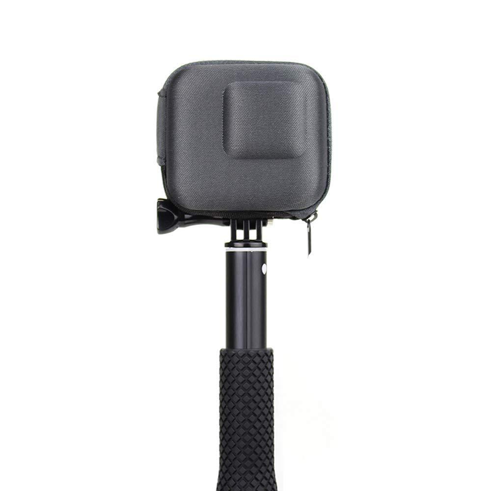 Taisioner Portable Mini Bag for GoPro Hero 5 6 7 8 Black Protective Carrying Pocket Camera Case Semi-Rigid Shell for GoPro Hero 5 6 7 8 Accessory