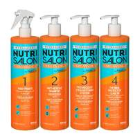 Nutrisalon Argan Oil Progressive Straightening System