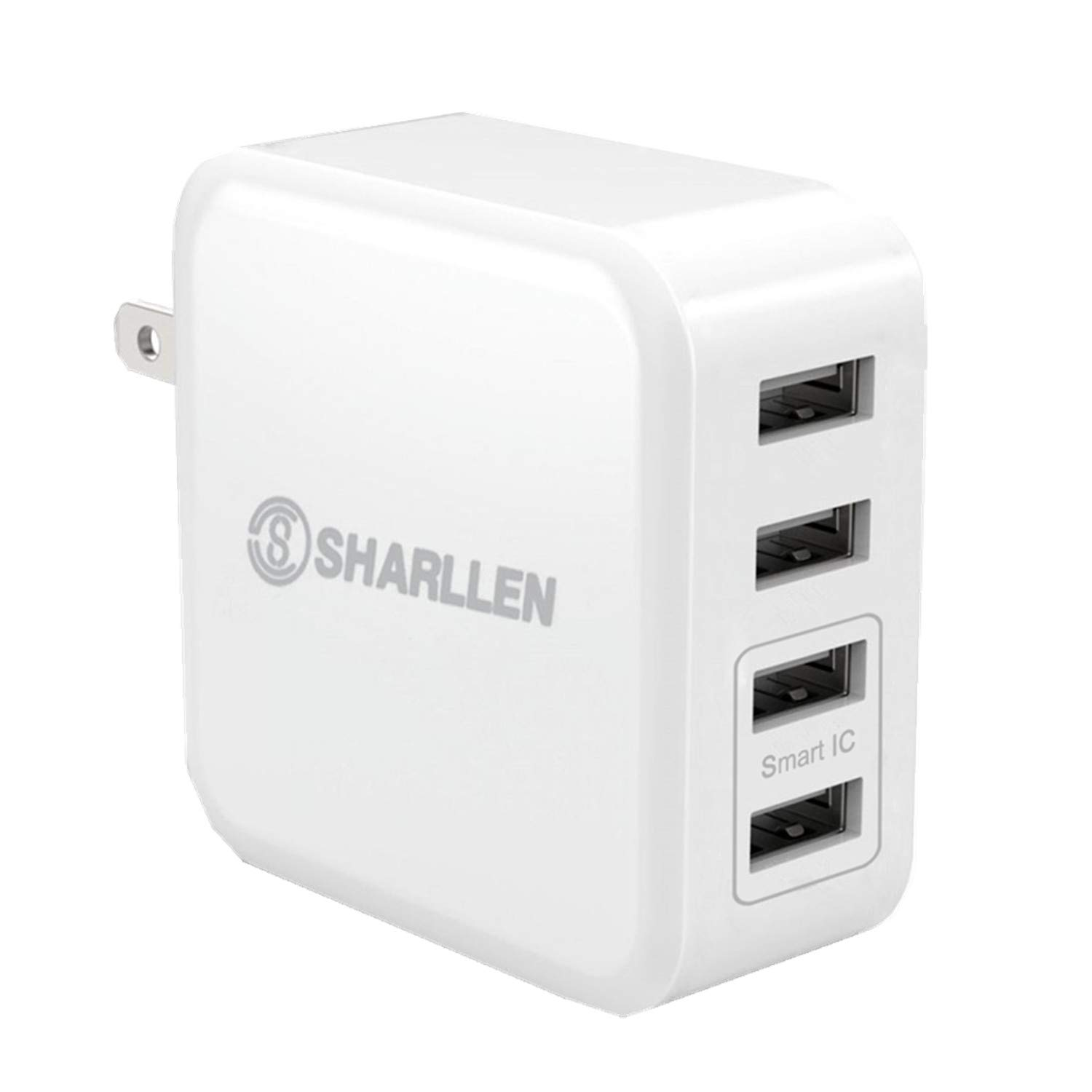 iPad and More Note 8 7 Rocketek USB Quick Charger Wall Charger Galaxy S10 S9 S8 Edge Plus 30W QC 3.0 Fast Charger 3 USB Port Wall Power Plug Adapter for iPhone Xs XS Max XR X 8 7 6 Plus Nexus