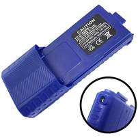 Rugged Radios BAT-RH5R-XL High Capacity 3800mAh Replacement Battery for RH-5R Handheld Radio - Rechargeable Lithium Ion Battery Pack