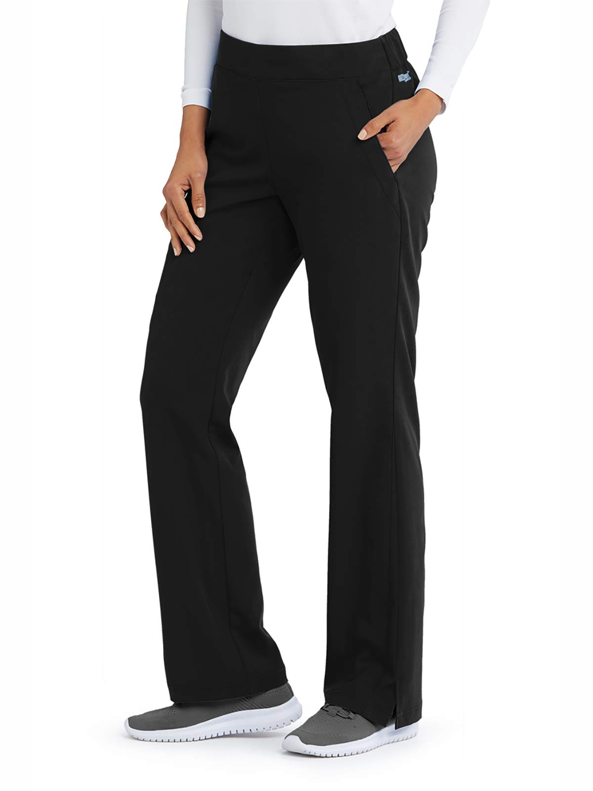 Grey's Anatomy Signature Astra Pant for Women – Super-Soft Medical Scrub Pant