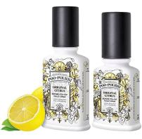 Poo-Pourri Original Citrus  2 oz & 4 Oz Bottle Set