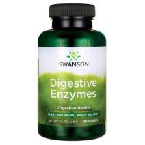 Swanson Digestive Enzymes 180 Tabs