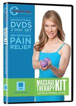 Tune Up Fitness Self-Massage Therapy Ball Instructional 2 DVD Set, for Yoga Tune Up and The Roll Model Therapy Balls: Used to Improve Mobility, Release Trigger Points, Relieve Stress