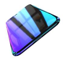 iPhone 6s/6 Plus Case,Winhoo Gradient Change Color Ultra Thin Electroplating Blue Light Mirror Lightweight Anti-Drop Transparent Clear Hard Back Case for iPhone (iPhone 6 plus/6S Plus 5.5 inch)
