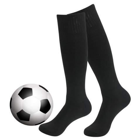 Knee High Dress Casual Socks,DD DEMOISELLE Solid Socks for Womens Bright Solids Adult Cosplay Halloween Costumes for Women Cheerleading Team Socks Black 2 Pairs