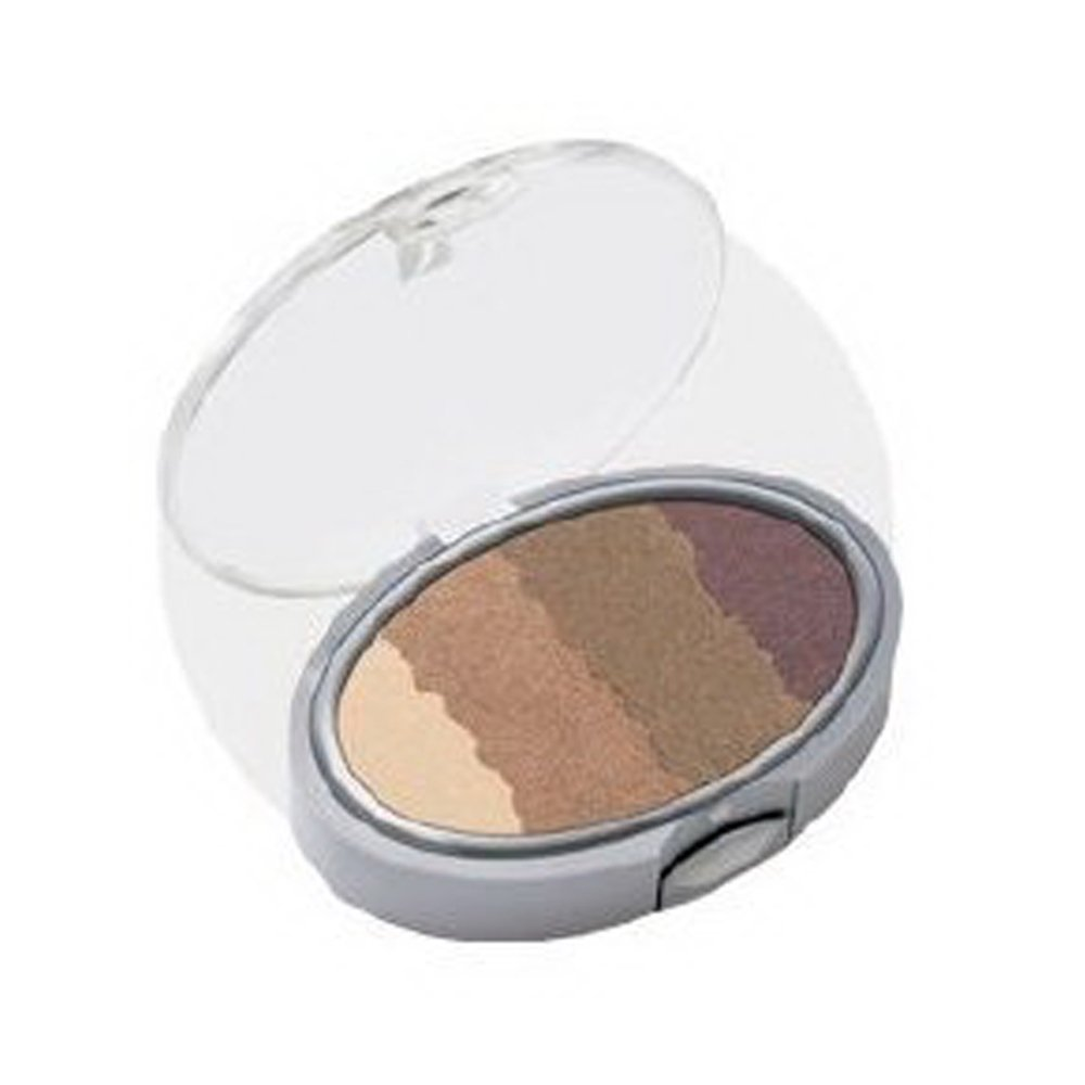 Physicians Formula Mineral Wear Quad Eyeshadow, Earth Minerals, 0.18 Ounce