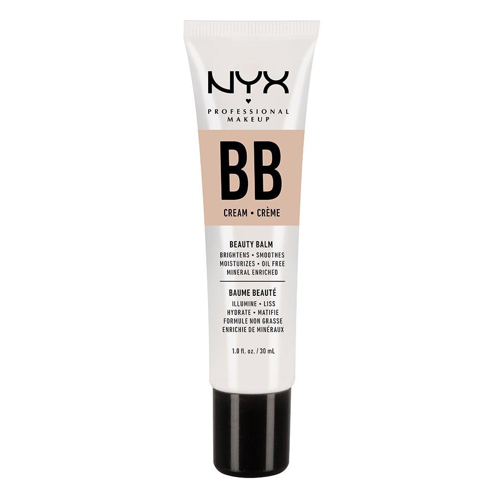 NYX PROFESSIONAL MAKEUP BB Cream Beauty Balm, Natural, 1 Ounce